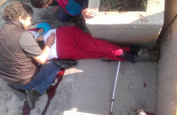Muere arrollada manifestante