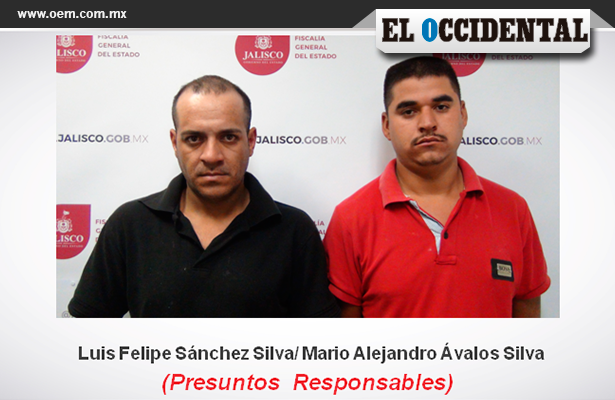 Capturan en Chihuahua a dos presuntos secuestradores buscados en Jalisco