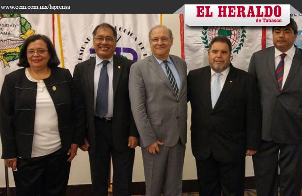 Promueve Universidad de Tabasco vínculos académicos y transferencia tecnológica en Panamá