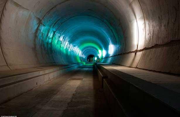 Inaugura Suiza el túnel ferroviario más largo del mundo