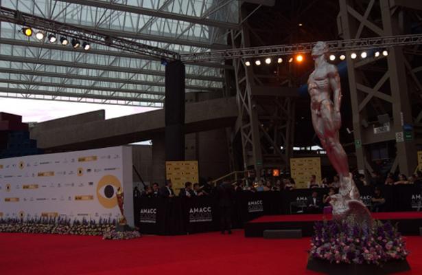 Auditorio Nacional recibe la fiesta de la industria cinematográfica