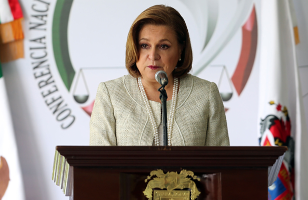 """""""La transformación jurídica más importante en los últimos tiempos, es ya una realidad"""" Arely Gómez"""