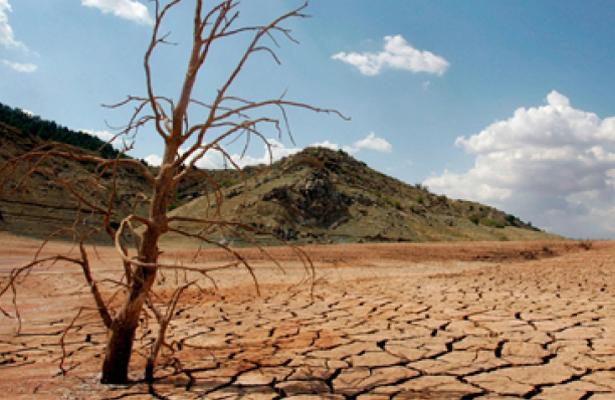 Sequías en México por actividades agrícolas