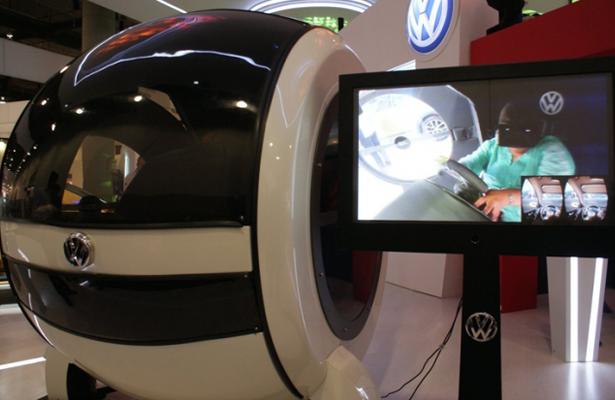 Alemania presenta con éxito en México su túnel de la ciencia