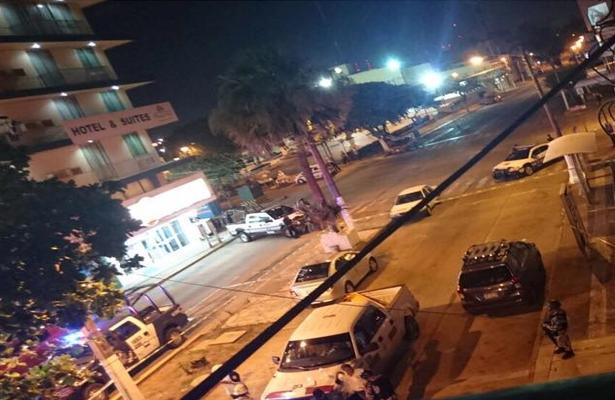 Matan a madre e hijo, dueños de taquería, en Coatzacoalcos