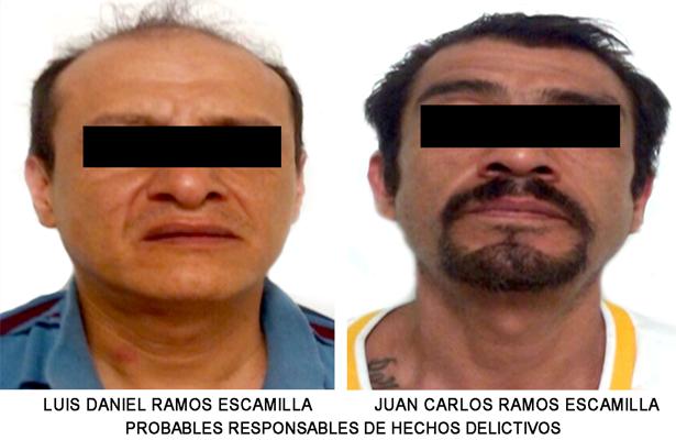 PGJ catea y captura a dos narcomenudistas