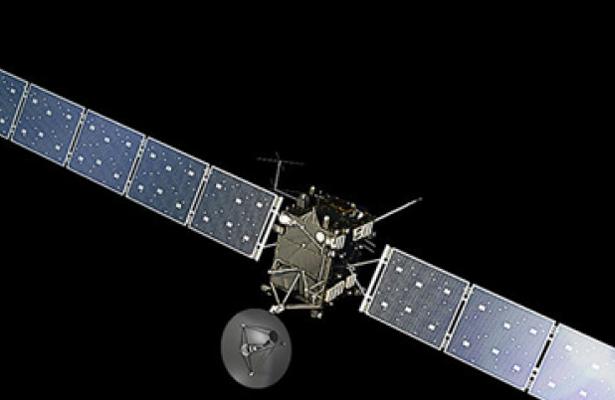 Nave espacial Rosetta terminará su misión en septiembre próximo