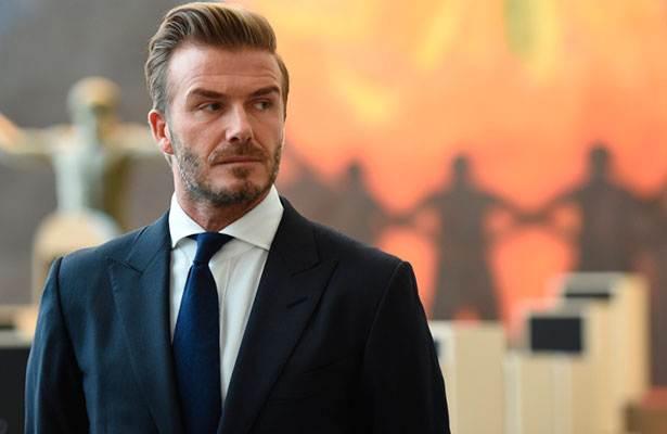 Respalda Beckham permanencia de Reino Unido en UE