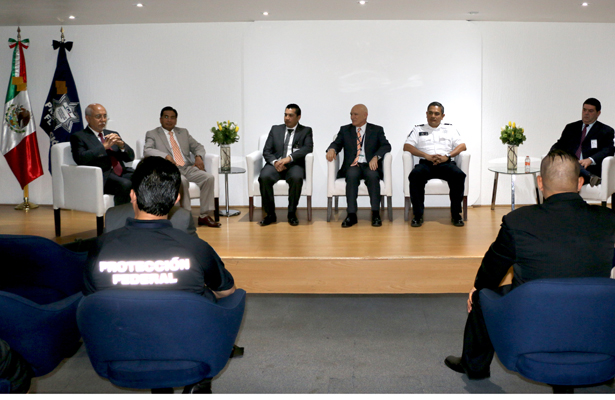 Se realiza primer foro de Seguridad de la Infraestructura Penitenciaria