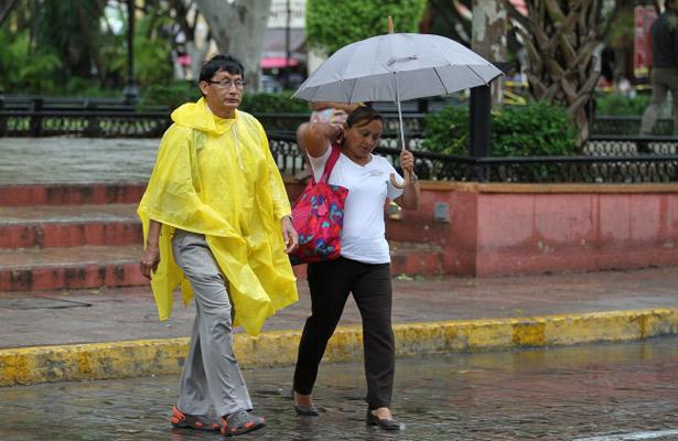 Causará lluvias la onda tropical 7 en el país