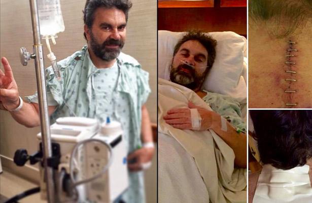Desean pronta recuperación a Mijares luego de cirugía