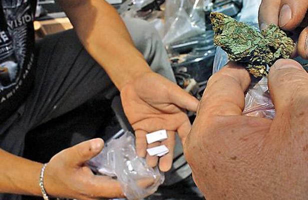 A la cárcel 11 narcomenudistas