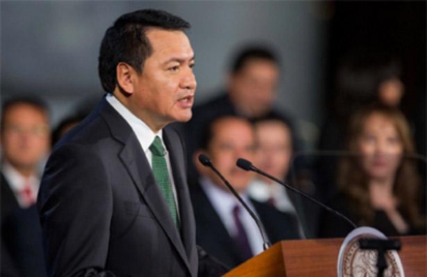 Hoy opera nuevo modelo para impartir justicia: Osorio Chong