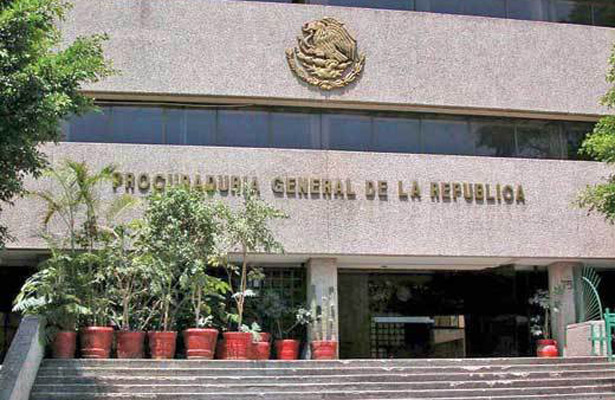 PGR consolida base de datos a nivel nacional