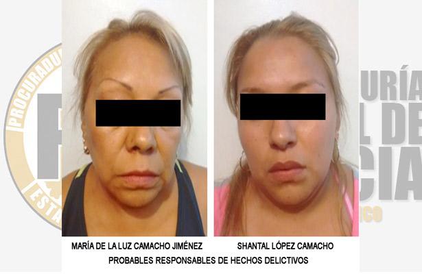 Detenidas tras cateo en la Cuauhtémoc