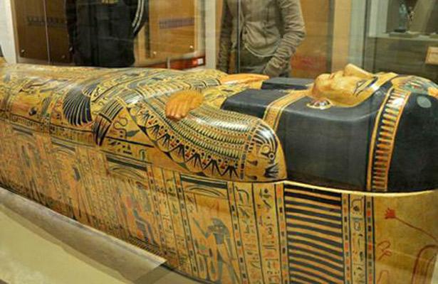 Egipto intentará descifrar misterio de sarcófago