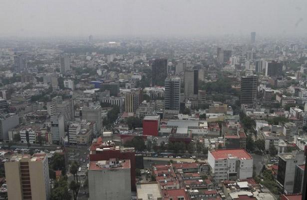De regular a buena la calidad del aire en el valle de México