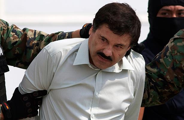 """Promueve defensa de """"El Chapo"""" Guzmán amparos contra extradición"""