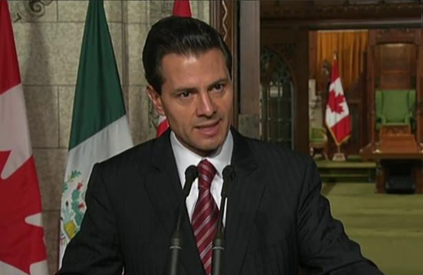 Enrique Peña Nieto aseguró que su gobierno no caerá en provocación por el conflicto magisterial