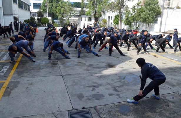 Se ponen en acción policías de Naucalpan: Gobierno Municipal