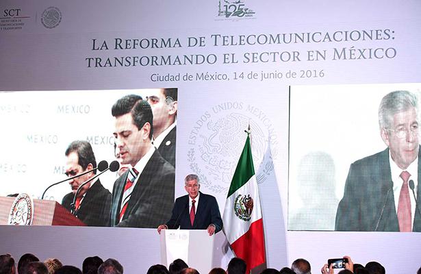 En México, más de 62 millones con internet: SCT