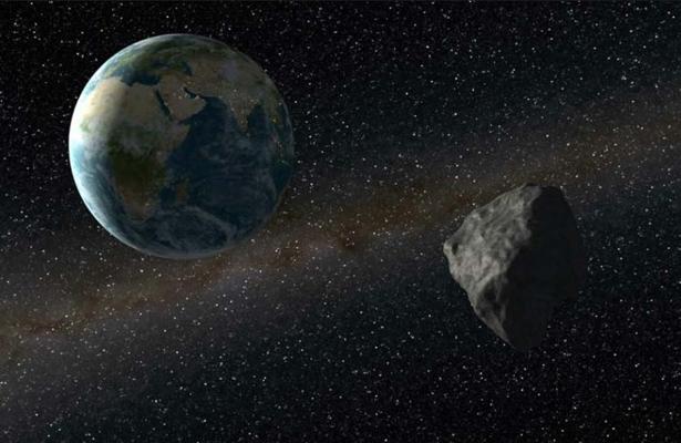 Descubren asteroide que comparte órbita con el sol: NASA