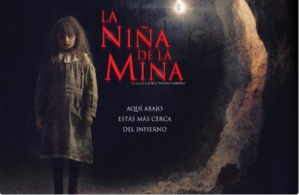 """Se estrena la cinta """"La niña de la mina"""""""