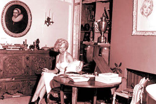 Resultado de imagen para Marilyn Monroe realizó su primera visita a Taxco,
