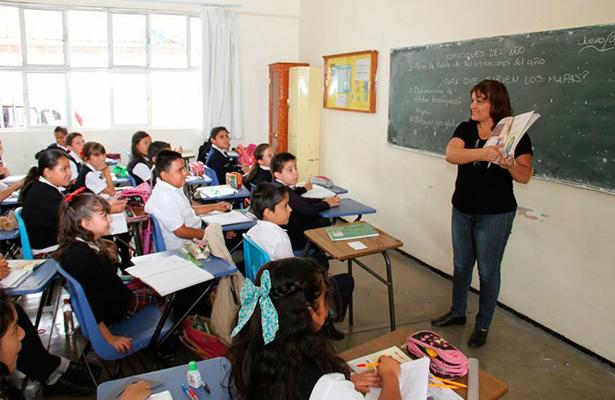 Retoman clases más de mil estudiantes en Tlaxcala