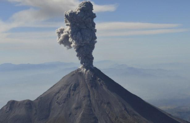 Volcán de Fuego incrementa actividad eruptiva en Guatemala