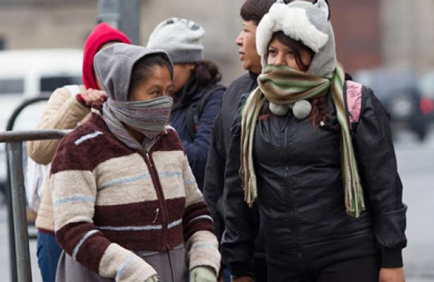 Un intenso frío predominará en la mayor parte del país