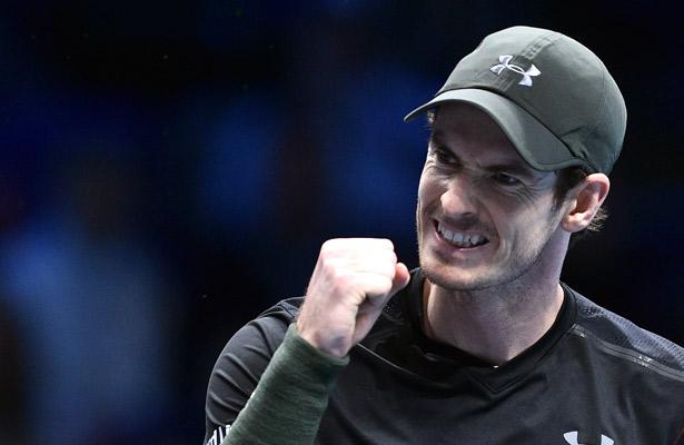 """Andy Murray cierra con """"broche de oro"""" el 2016"""