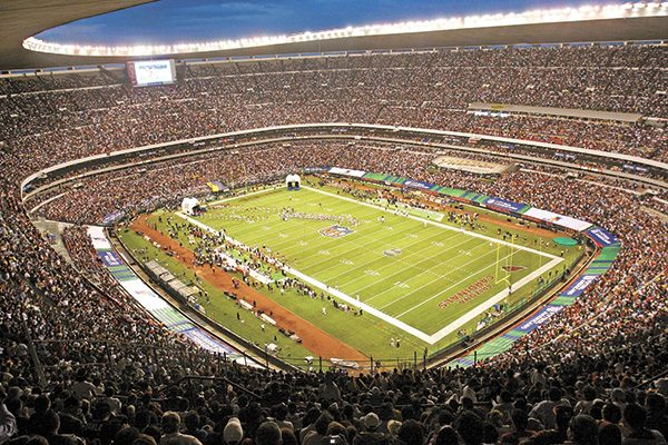 Raiders-Texanos marca el regreso de la NFL a México 7110a89b8e8