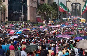 Movilizaciones afectarán la vialidad en CDMX