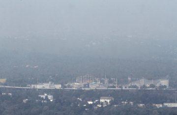 Ecatepec y Tlalnepantla amanecen contaminados