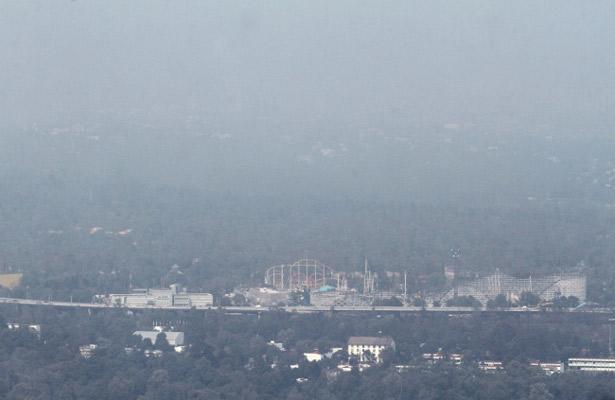 Ecatepec y Chalco amanecen contaminados