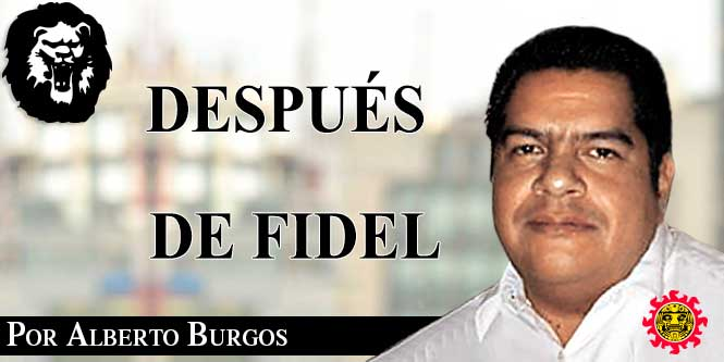 Después de Fidel