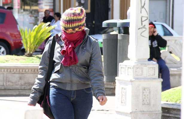 Continúa frío en los estados del noroeste, norte y noreste de México