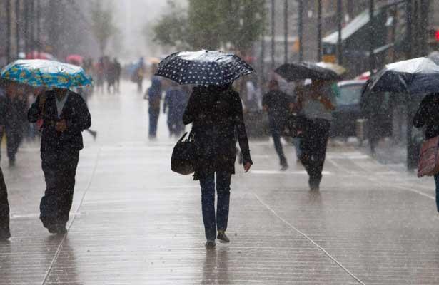 Prevén lluvias y bajas temperaturas al noroeste del país