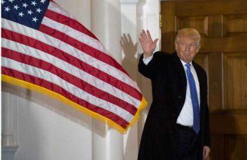 Trump arma su estrategia para cumplir sus promesas de campaña