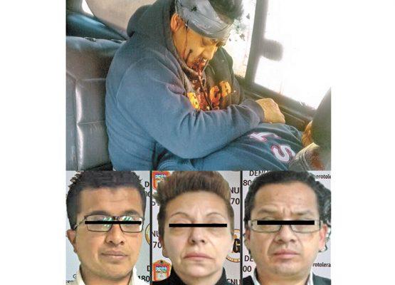 Resuelto: plagió y mató a su tío y primo