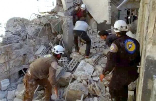 Explosión en escuela de Alepo deja dos muertos