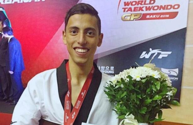 Navarro logra oro en final de Taekwondo