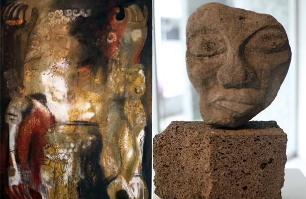 Las deidades mexicas Tlatilco, Coatlicue y Quetzalcóatl