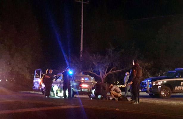Muere civil tras enfrentamiento en Zamora
