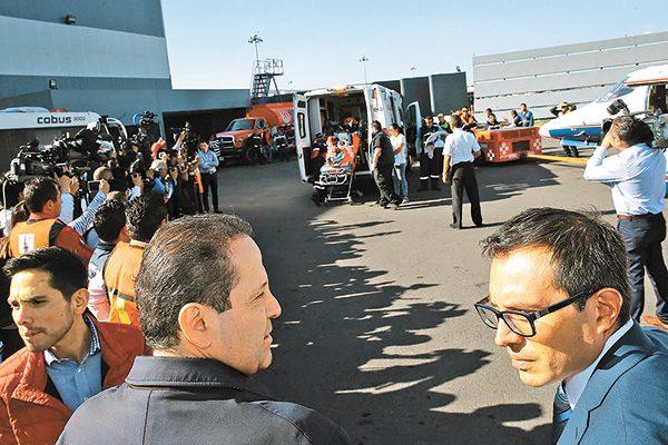 Tratarán a 3 menores quemados en hospital de Galveston, Texas