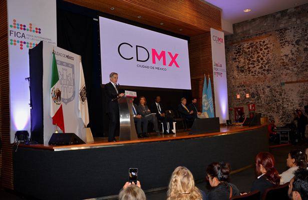 Anuncia CDMX 9ª edición de la Feria Internacional de las Culturas Amigas