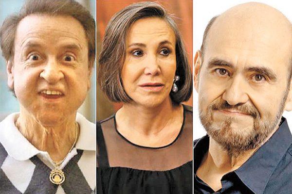 Reconocerán a Florinda Meza, Édgar Vivar y Carlos Villagrán, en Las Vegas