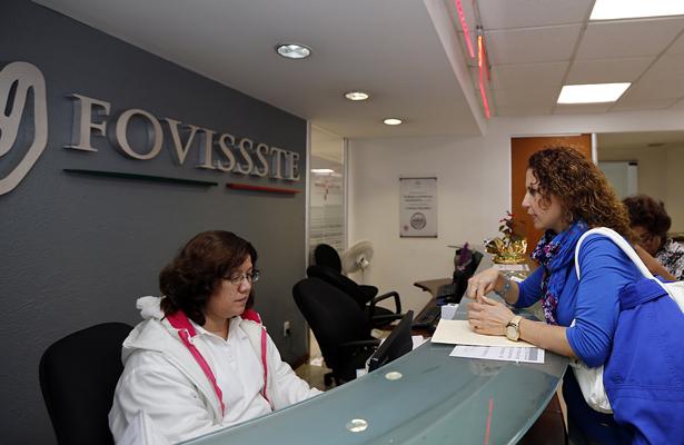 El 96 % de acreditados Fovissste nunca ha experimentado un acto de corrupción
