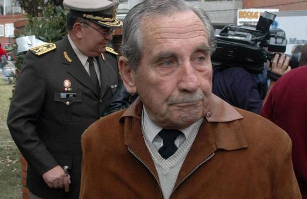 Muere Gregorio Álvarez, exdictador uruguayo
